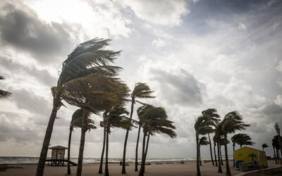 The Worst Places for Hurricanes in Florida