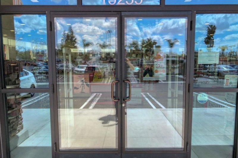 hurricane impact door installation