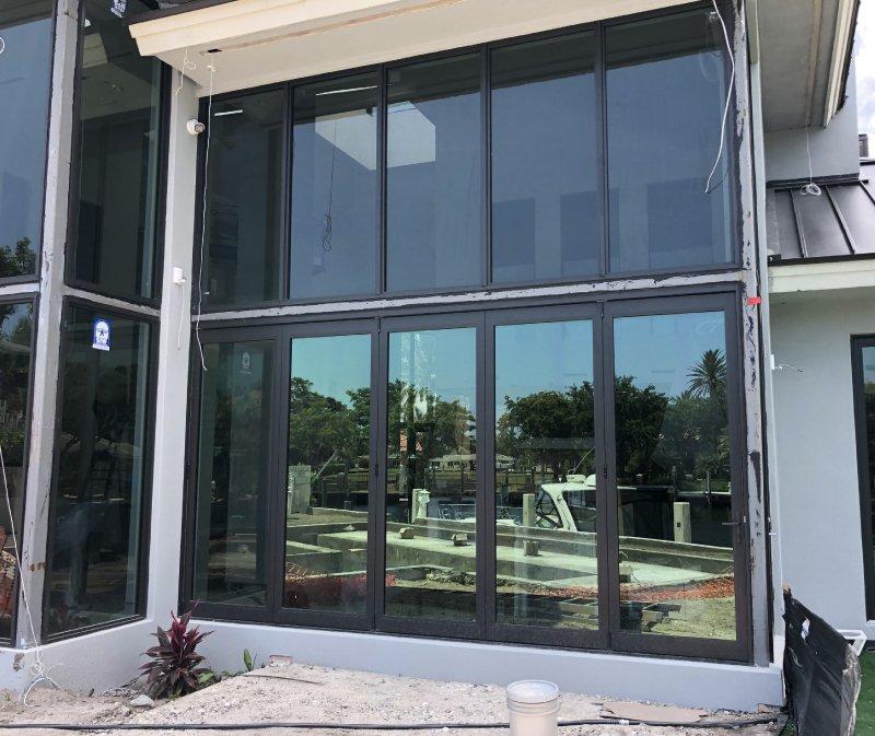 impact window and door company